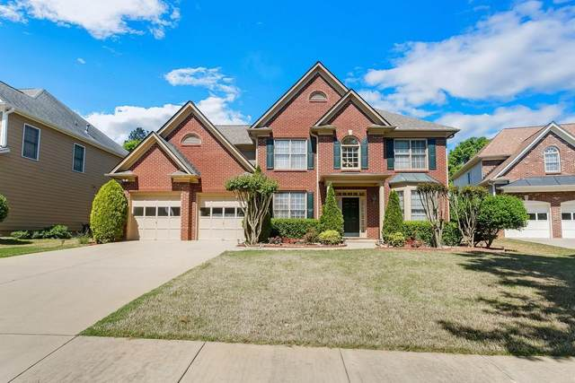 1019 Carroll Court NW, Norcross, GA 30071 (MLS #6872885) :: North Atlanta Home Team