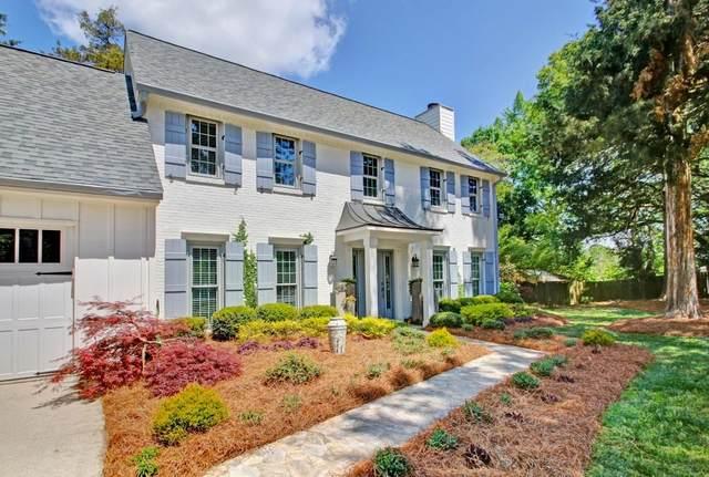 1011 Colony Drive, Alpharetta, GA 30009 (MLS #6872888) :: North Atlanta Home Team