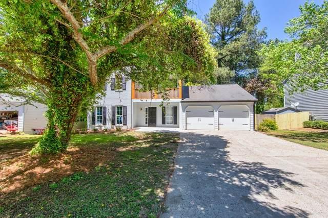 10520 Bridgemor Drive, Alpharetta, GA 30022 (MLS #6872892) :: North Atlanta Home Team