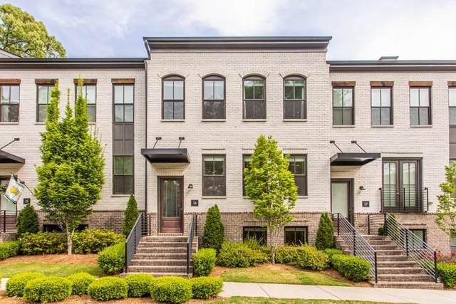 1388 La France Street NE #16, Atlanta, GA 30307 (MLS #6872899) :: North Atlanta Home Team