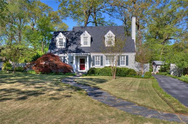 615 N College Street, Cedartown, GA 30125 (MLS #6872904) :: RE/MAX Paramount Properties