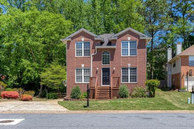3700 Steve Drive NW, Marietta, GA 30064 (MLS #6872915) :: Path & Post Real Estate