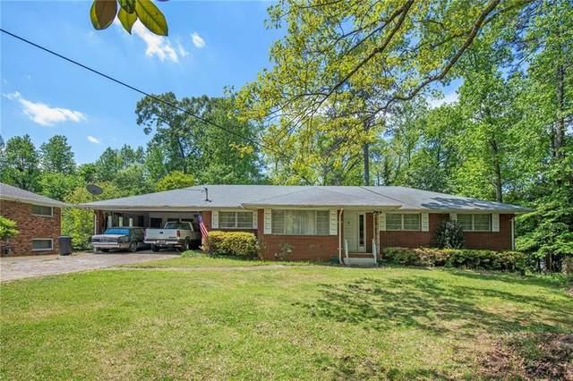 1015 1025 Pitts Road, Sandy Springs, GA 30350 (MLS #6872934) :: Scott Fine Homes at Keller Williams First Atlanta
