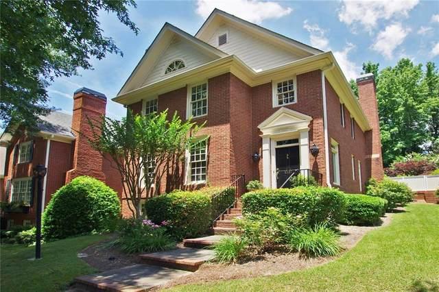 1127 Brookhaven Court NE, Brookhaven, GA 30319 (MLS #6872939) :: North Atlanta Home Team