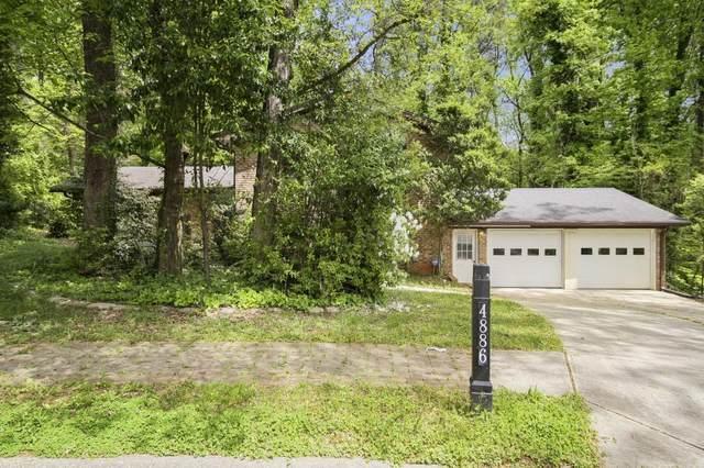 4886 Valley View Court, Dunwoody, GA 30338 (MLS #6872985) :: Scott Fine Homes at Keller Williams First Atlanta