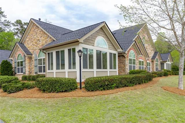 5206 Stone Village Circle NW #52, Kennesaw, GA 30152 (MLS #6872996) :: North Atlanta Home Team