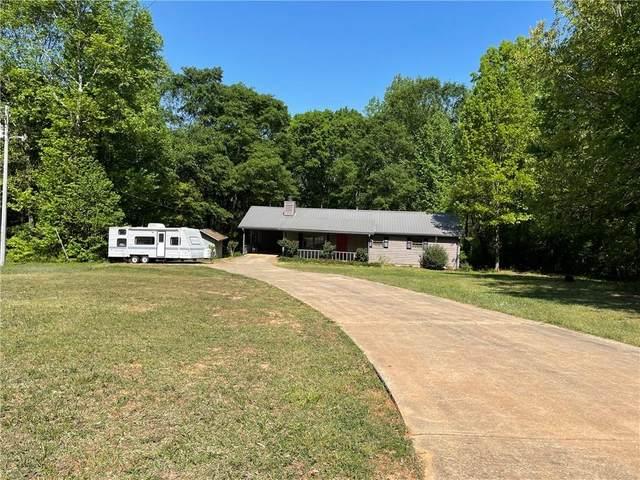 4111 Pond Fork Church Road, Pendergrass, GA 30567 (MLS #6873020) :: The Cowan Connection Team