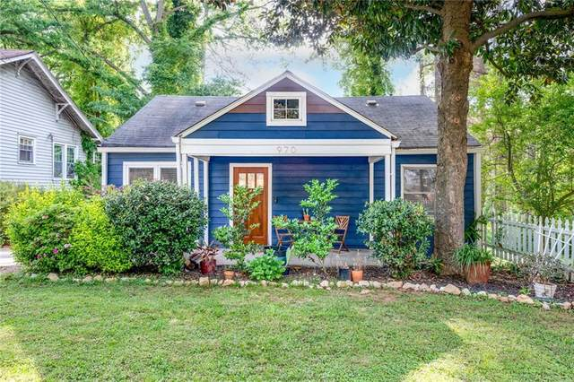 970 Westmont Road SW, Atlanta, GA 30311 (MLS #6873025) :: North Atlanta Home Team