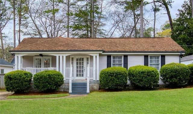1594 Trentwood Place NE, Brookhaven, GA 30319 (MLS #6873046) :: Scott Fine Homes at Keller Williams First Atlanta