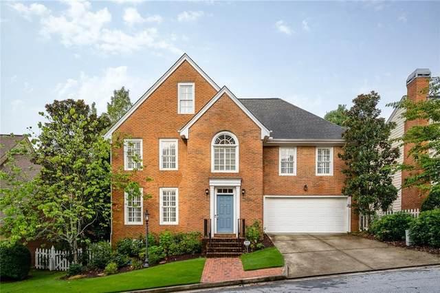 1263 Village Run NE, Brookhaven, GA 30319 (MLS #6873060) :: Path & Post Real Estate