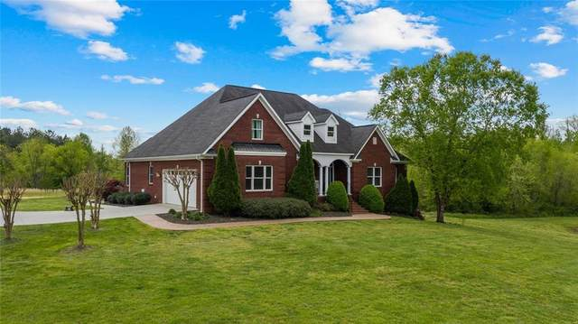 948 NW Goat Road NW, Resaca, GA 30735 (MLS #6873080) :: The Gurley Team