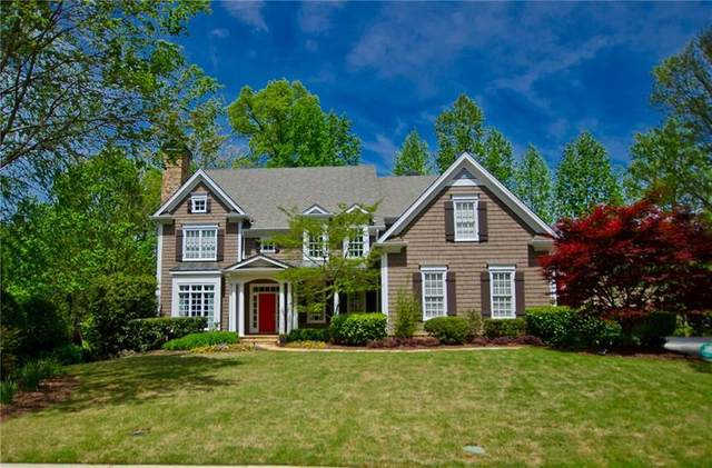 825 Haven Oaks Court NE, Atlanta, GA 30342 (MLS #6873085) :: North Atlanta Home Team