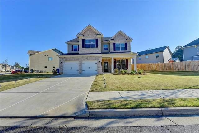 1707 Weatherbrook Circle, Lawrenceville, GA 30043 (MLS #6873110) :: Good Living Real Estate