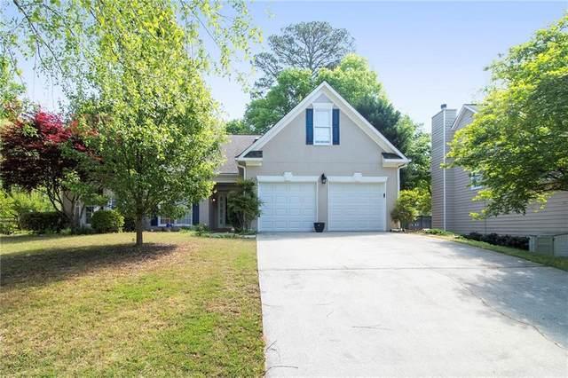 3913 Concord Walk Drive SE, Smyrna, GA 30082 (MLS #6873125) :: North Atlanta Home Team