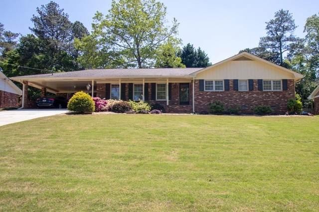 3943 Roman Court, Tucker, GA 30084 (MLS #6873140) :: North Atlanta Home Team