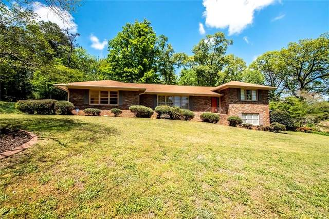 13 Pine Park Drive SE, Rome, GA 30161 (MLS #6873206) :: North Atlanta Home Team