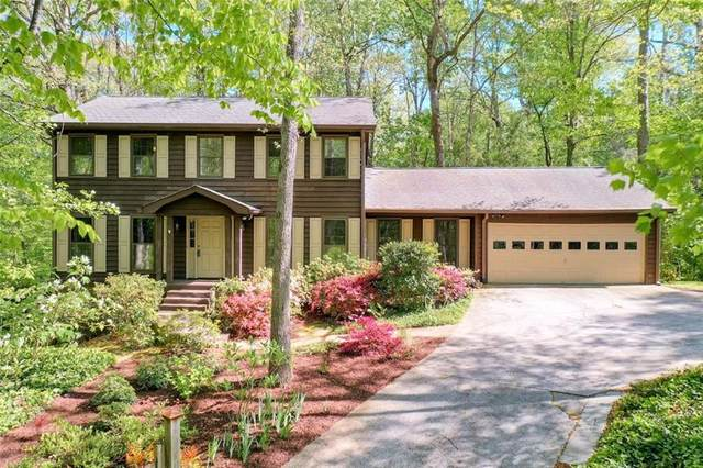 100 N Mill Road, Sandy Springs, GA 30328 (MLS #6873207) :: North Atlanta Home Team