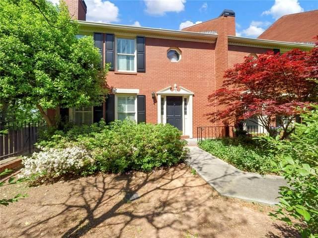 801 Defoors Mill Circle, Atlanta, GA 30318 (MLS #6873225) :: RE/MAX Paramount Properties