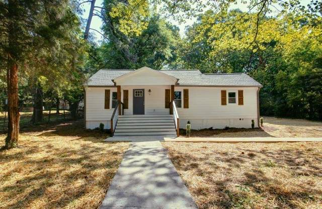 509 Pomona Circle SW, Atlanta, GA 30315 (MLS #6873237) :: The Hinsons - Mike Hinson & Harriet Hinson