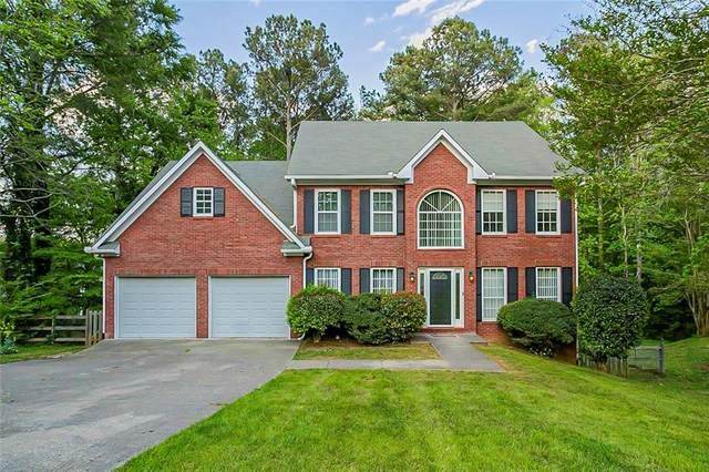 2254 Sunbrook Court NW, Acworth, GA 30101 (MLS #6873251) :: North Atlanta Home Team