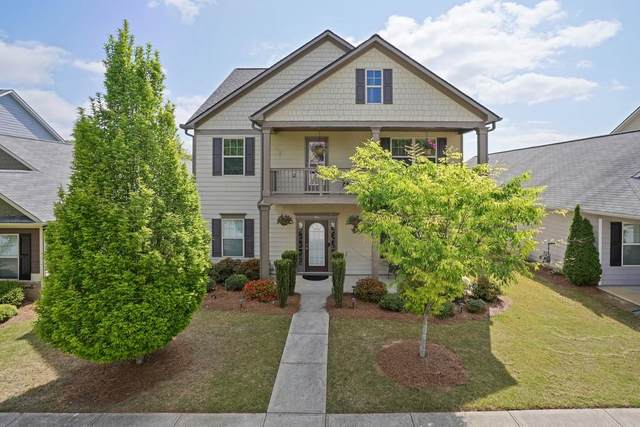 406 Parkstone Drive, Woodstock, GA 30188 (MLS #6873256) :: North Atlanta Home Team