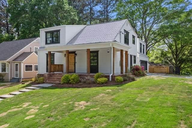 939 Hall Street SW, Atlanta, GA 30310 (MLS #6873281) :: Path & Post Real Estate
