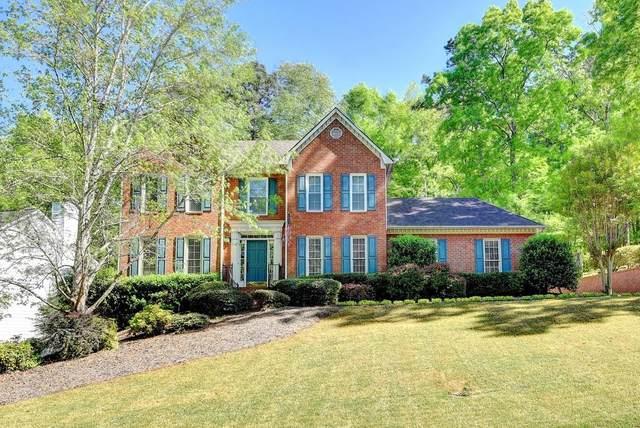 2590 Ashbourne Drive, Lawrenceville, GA 30043 (MLS #6873287) :: Good Living Real Estate