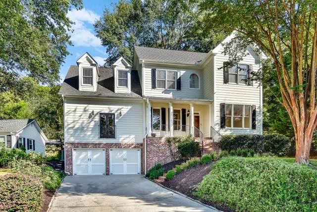 1206 Thornwell Drive NE, Brookhaven, GA 30319 (MLS #6873319) :: North Atlanta Home Team