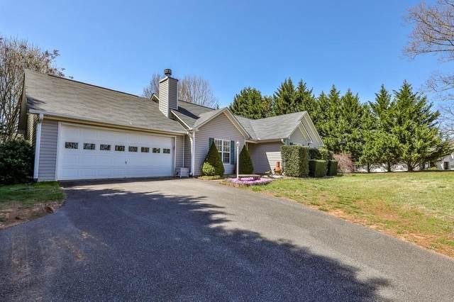 85 Flat Creek School Road, Ellijay, GA 30540 (MLS #6873335) :: RE/MAX Paramount Properties