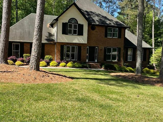 105 Parliament Court, Fayetteville, GA 30215 (MLS #6873341) :: North Atlanta Home Team