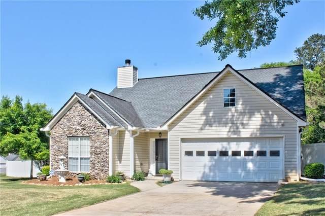 301 Mountberry Court, Loganville, GA 30052 (MLS #6873350) :: RE/MAX Paramount Properties