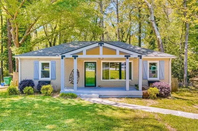 2800 Sanford Road SE, Smyrna, GA 30080 (MLS #6873363) :: Path & Post Real Estate