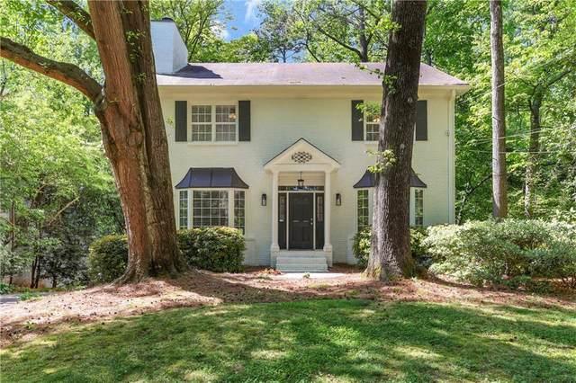 3346 Mathieson Drive NE, Atlanta, GA 30305 (MLS #6873412) :: Good Living Real Estate