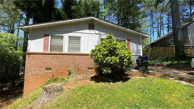 1659 Richland Road SW, Atlanta, GA 30311 (MLS #6873418) :: North Atlanta Home Team