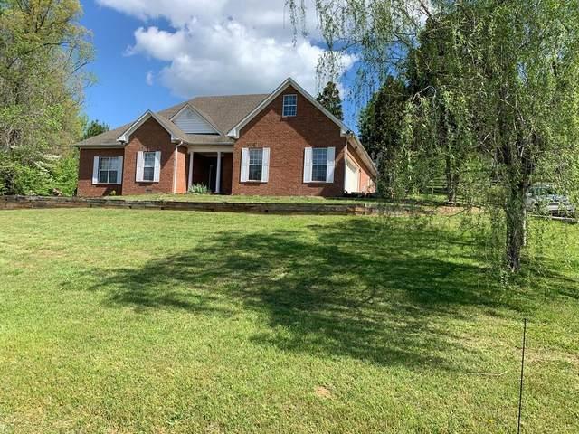 204 Grant Road W, Dawsonville, GA 30534 (MLS #6873422) :: RE/MAX Paramount Properties
