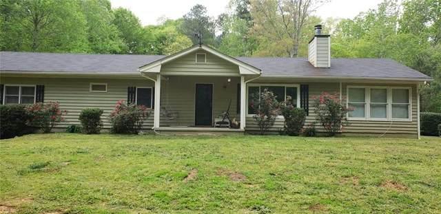 3800 Deaton Road, Flowery Branch, GA 30542 (MLS #6873457) :: RE/MAX Paramount Properties