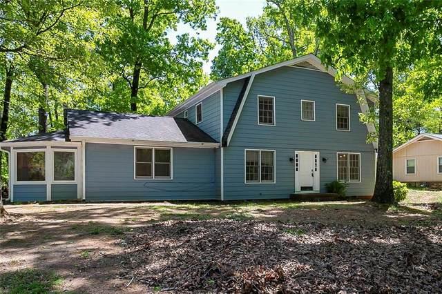 61 Westhaven Drive SW, Marietta, GA 30064 (MLS #6873460) :: North Atlanta Home Team
