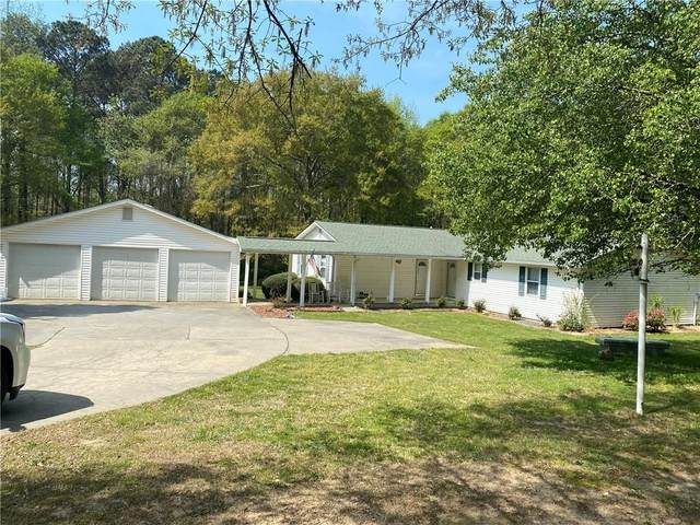 2990 Claude Brewer, Loganville, GA 30052 (MLS #6873469) :: RE/MAX Paramount Properties
