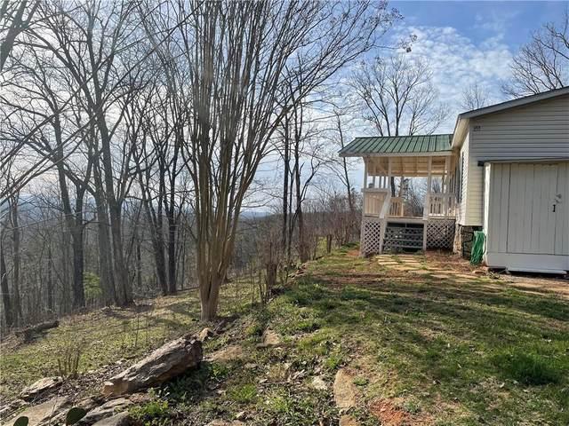 487 Mountain Oak Trail, Jasper, GA 30143 (MLS #6873470) :: RE/MAX Paramount Properties