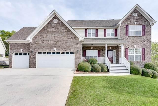 1452 Fountain Lakes Drive, Lawrenceville, GA 30043 (MLS #6873482) :: North Atlanta Home Team