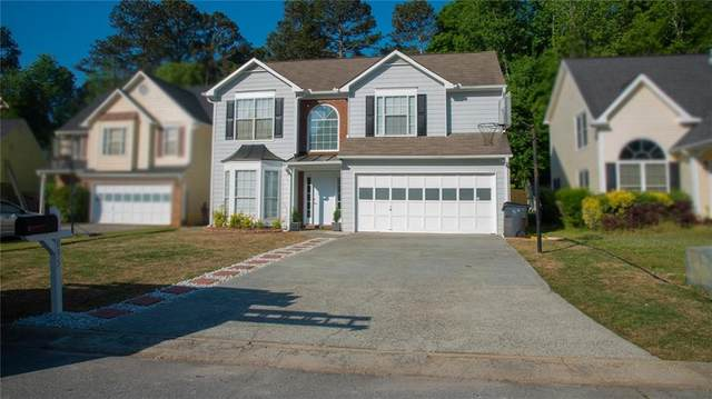 895 Ahearn Court, Suwanee, GA 30024 (MLS #6873490) :: North Atlanta Home Team