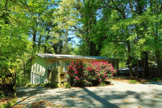 2497 Wawona Drive NE, Brookhaven, GA 30319 (MLS #6873535) :: North Atlanta Home Team