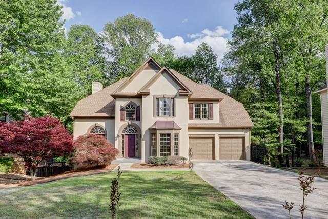 1528 Grace Meadows Lane SE, Smyrna, GA 30082 (MLS #6873546) :: North Atlanta Home Team