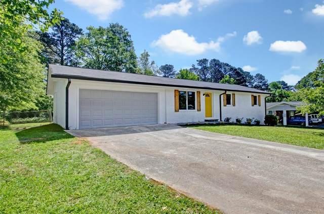 3320 Robin Hood Lane, Winston, GA 30187 (MLS #6873557) :: North Atlanta Home Team