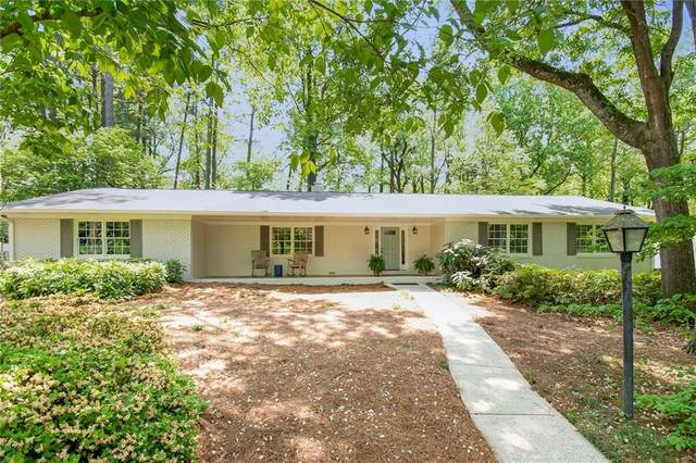4346 Stonington Circle, Dunwoody, GA 30338 (MLS #6873563) :: Scott Fine Homes at Keller Williams First Atlanta