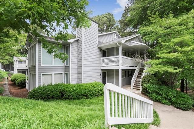 707 Vicksburg Place, Sandy Springs, GA 30350 (MLS #6873594) :: Scott Fine Homes at Keller Williams First Atlanta
