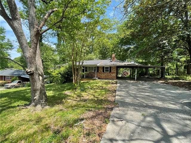 6207 Austin Drive SW, Mableton, GA 30126 (MLS #6873598) :: North Atlanta Home Team
