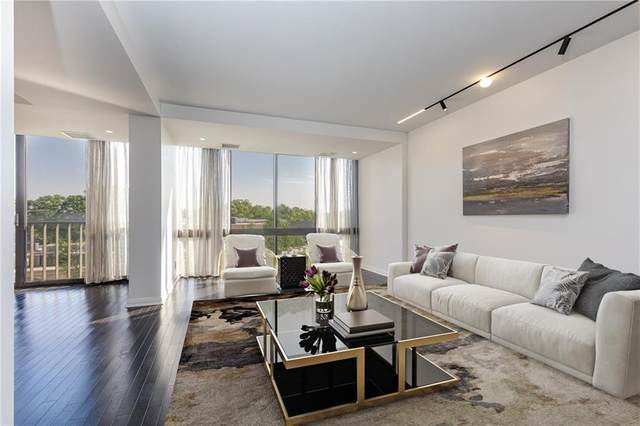 145 15th Street NE #445, Atlanta, GA 30309 (MLS #6873614) :: Path & Post Real Estate