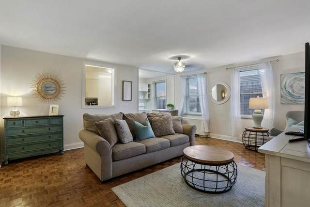 300 Peachtree Street NE 6D, Atlanta, GA 30306 (MLS #6873615) :: Path & Post Real Estate