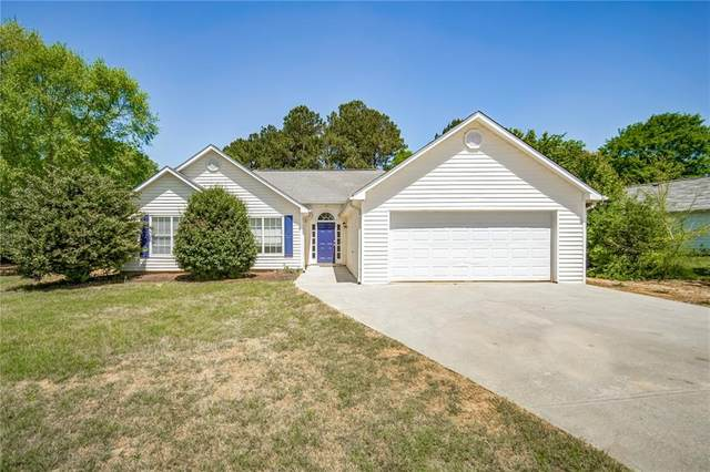 1013 Edgewater Lane, Hoschton, GA 30548 (MLS #6873627) :: Good Living Real Estate